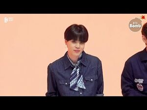 -BANGTAN BOMB- 'Permission to Dance' Stage CAM (Jimin focus) @ P. to
