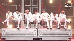 BANGTAN BOMB 'Dionysus' Stage CAM (BTS focus) @190418 M COUNTDOWN - BTS (방탄소년단)
