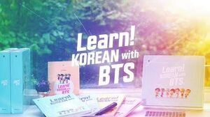 Learn! KOREAN with BTS Book Package Official Trailer 3