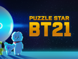 Puzzle Star BT21