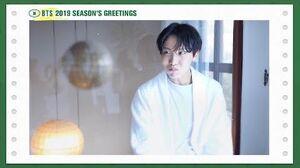 PREVIEW BTS (방탄소년단) '2019 SEASON'S GREETINGS' SPOT 2