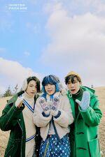 Jungkook, Jimin and J-Hope Winter Package 2021 (1)