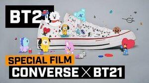 BT21 Converse X BT21