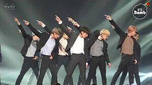 BANGTAN BOMB 'Tomorrow' Special Stage (BTS focus) @BTS COUNTDOWN - BTS (방탄소년단)