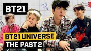 BT21 BT21 UNIVERSE - THE PAST 2