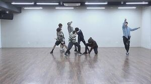 CHOREOGRAPHY BTS (방탄소년단) 'FAKE LOVE' Dance Practice