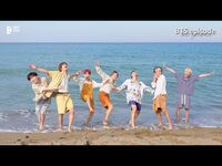 -EPISODE- BTS (방탄소년단) 'Butter' Jacket Shooting Sketch