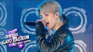 BTS - DNA 2018 SBS Gayo Daejeon Music Festival