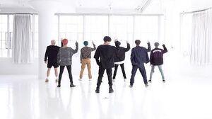 CHOREOGRAPHY BTS (방탄소년단) '작은 것들을 위한 시 (Boy With Luv)' Dance Practice