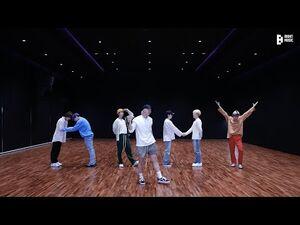 -CHOREOGRAPHY- BTS (방탄소년단) 'Butter' Dance Practice