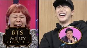 What is Jimin's Killer Move!? BTS Variety Chronicles