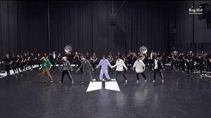 CHOREOGRAPHY BTS (방탄소년단) 'ON' Dance Practice (Fix ver