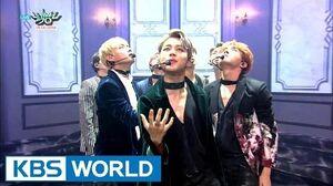 BTS (방탄소년단) - Am I Wrong, Blood Sweat & Tears (피 땀 눈물) Music Bank COMEBACK 2016.10