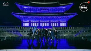 BANGTAN BOMB 'Dynamite' Stage CAM (BTS focus) @ Gyeongbokgung - BTS (방탄소년단)
