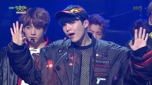 뮤직뱅크 Music Bank - 방탄소년단 - Not Today (BTS - Not Today)