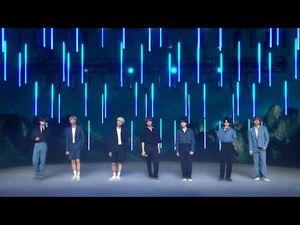 BTS (방탄소년단) 'Film out' @ MUSIC BLOOD