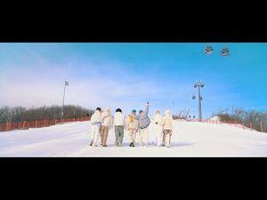 -PREVIEW- BTS (방탄소년단) '2021 BTS WINTER PACKAGE' SPOT