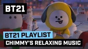 BT21 CHIMMY's Relaxing Music