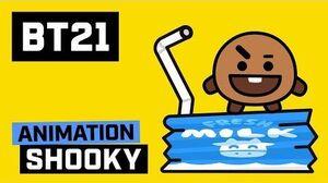 BT21 SHOOKY~!
