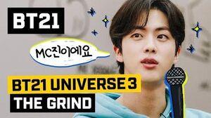 BT21 BT21 UNIVERSE 3 - The Grind