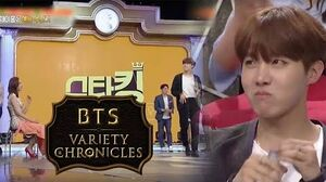 You Don't Know Who J-hope is, Right? BTS Variety Chronicles