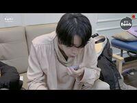 -BANGTAN BOMB- What's Written on Jin and Jung Kook's stuff? - BTS (방탄소년단)