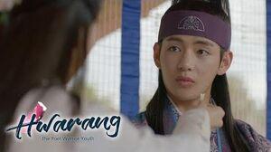 Kim Tae Hyung Speak In Bold Voice! But Cute.