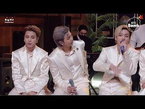-BANGTAN BOMB- 'Dynamite' Stage CAM (Jimin & RM & Jung Kook focus) @ MTV Unplugged - BTS (방탄소년단)