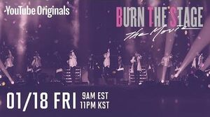 Burn the Stage the Movie is coming to YouTube Premium