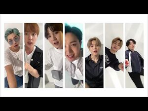BTS (방탄소년단) Sing 'Dynamite' with me (feat