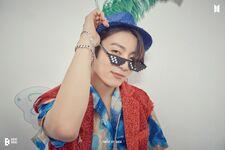 Jungkook RUN BTS! Photo Exhibition (2)