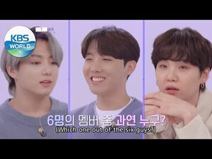 What we want to hear from each other (Let's BTS!) l ENG l KBS WORLD TV 210330