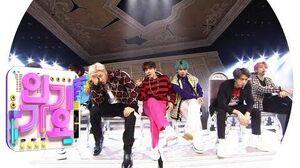 BTS(방탄소년단) - Dionysus @인기가요 Inkigayo 20190421