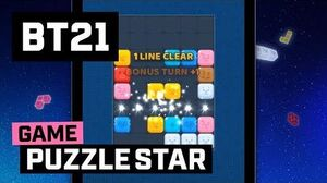 BT21 PUZZLE STAR BT21 is BACK!