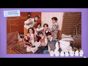 -PREVIEW- BTS (방탄소년단) '2021 BTS WINTER PACKAGE' SPOT -2