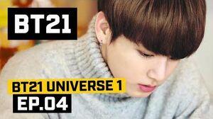 BT21 BT21 UNIVERSE 1 - EP