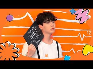 BTS (방탄소년단) 'Butter' Jacket Preview Clip - SUGA -Shorts