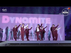 -BANGTAN BOMB- 'Dynamite' Stage CAM (BTS focus) @ BBMAs 2020 - BTS (방탄소년단)