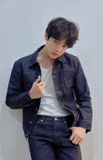 Jungkook Love Yourself Tear Concept Photo R Version