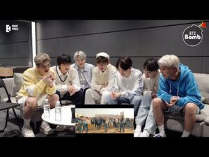 -BANGTAN BOMB- 'Permission to Dance' MV Reaction - BTS (방탄소년단)