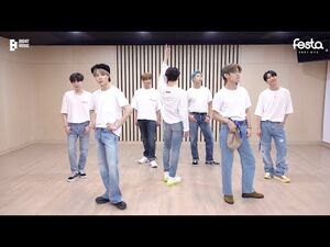 -CHOREOGRAPHY- BTS (방탄소년단) 'Dynamite' Dance Practice (Cute & Lovely ver