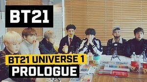 BT21 BT21 UNIVERSE 1 - Prologue
