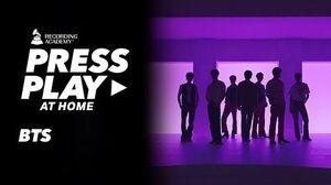 "BTS – ""Dynamite"" (Live) Press Play"