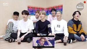BANGTAN BOMB 'Dynamite' MV Reaction - BTS (방탄소년단)