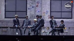 BANGTAN BOMB '상남자 (Boy In Luv)' Special Stage (BTS focus) @ 2019 MMA - BTS (방탄소년단)