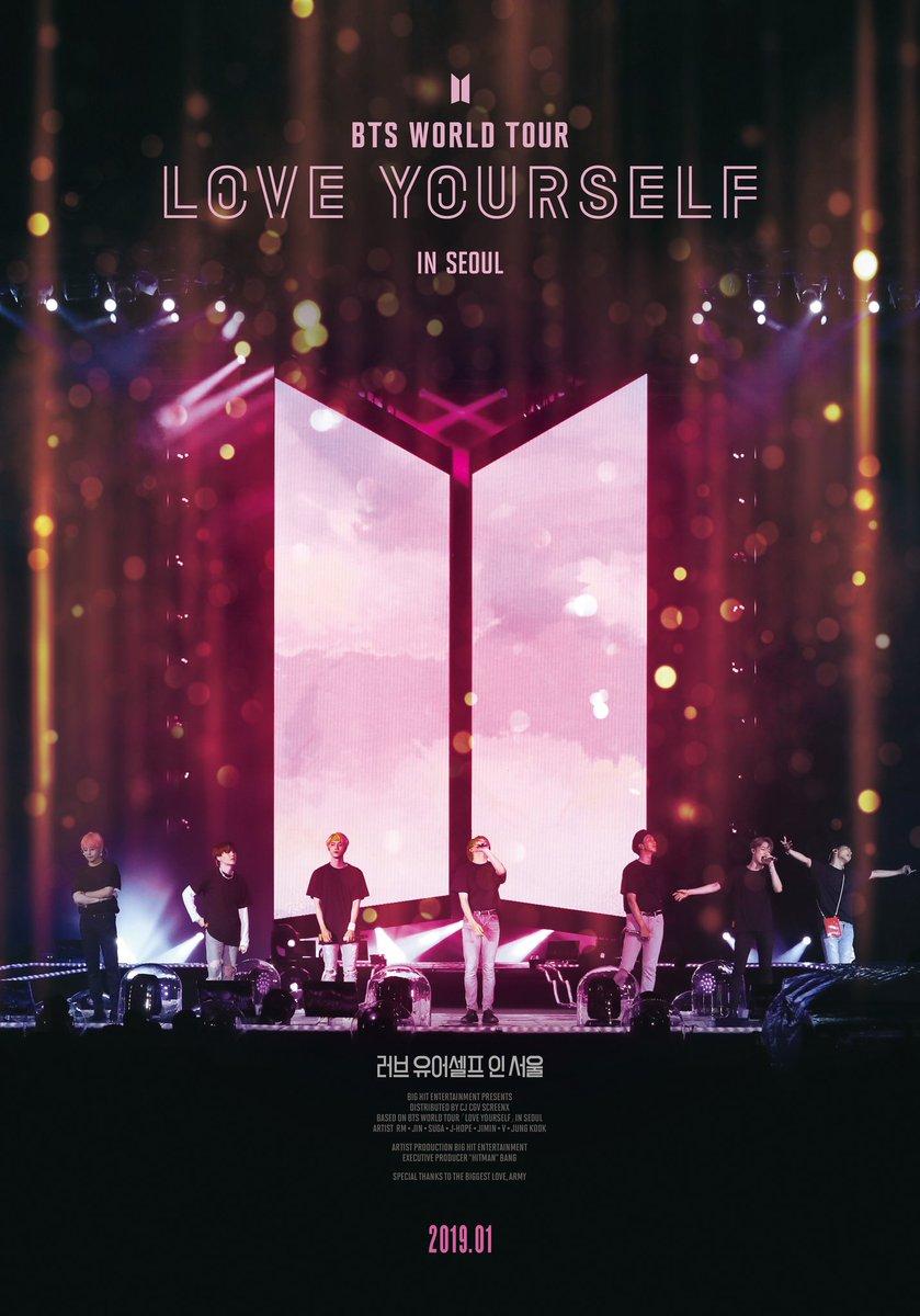 Bts World Tour Love Yourself In Seoul Gallery Bts Wiki Fandom
