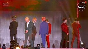 BANGTAN BOMB 'IDOL' Special Stage (BTS focus) @2018 SOBA Awards - BTS (방탄소년단)