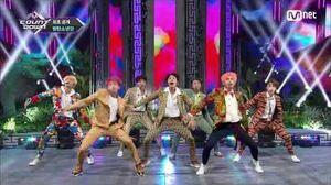BTS (방탄소년단) - IDOL @M COUNTDOWN