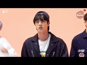 -BANGTAN BOMB- 'Permission to Dance' Stage CAM (Jin focus) @ P. to