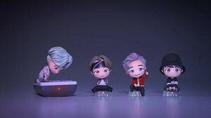 "BTS (방탄소년단) How To Enjoy a ""Home-cert"" with TinyTAN"